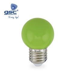 Lampe Sphérique Décorative 1W E27 Vert(e)