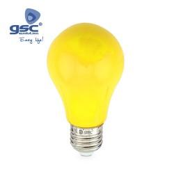 Lampe Standard Décorative 3W E27 Jaune