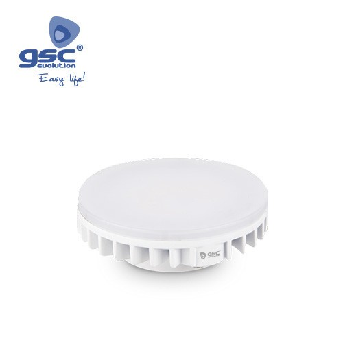 Ampoule LED 7W GX53 2500lm 4200K 230V