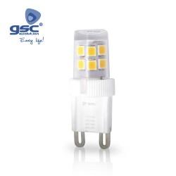 Ampoule LED mini 2W G9 6000K