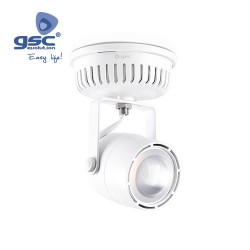 Spot Saillie LED 28W 3000K Blanc