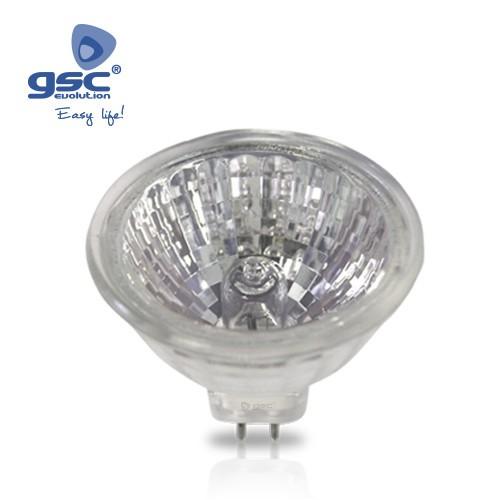 Ampoule Halogène Economie D'Énergie 35W(50W) MR16 12V