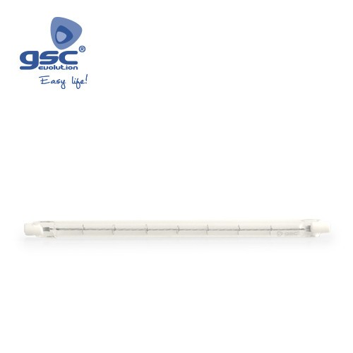 Ampoule Halogène Forme Tube 189mm 1000W 2700K