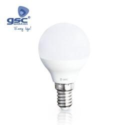 Ampoule Sphérique LED 4W E14 6000K