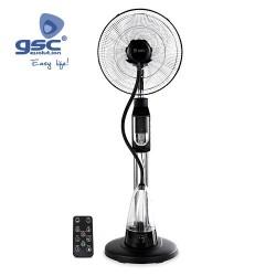 Ventilateur Bruimisateur Sur Pied 40cm 90w